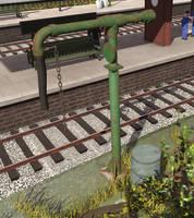 Updated Water Crane