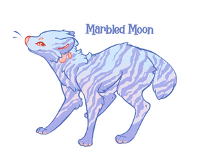 Marbled Moon