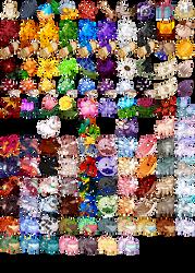 Painted Relics Pixels