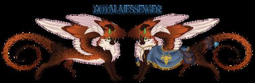 Royal Messenger [flatsale]