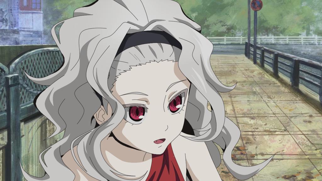 Aria (Owari no Seraph OC) by SelenaUmino666