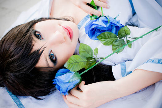 Diva of the Blue Roses - 1