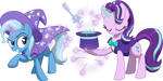 Star Trix Magic Showshade by BananimationOfficial