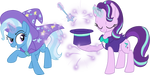 Star Trix Magic Showcolor by BananimationOfficial