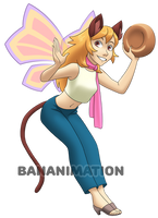 Sandy by BananimationOfficial