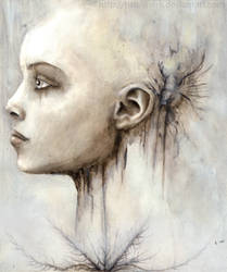 Girl by Tistelmark