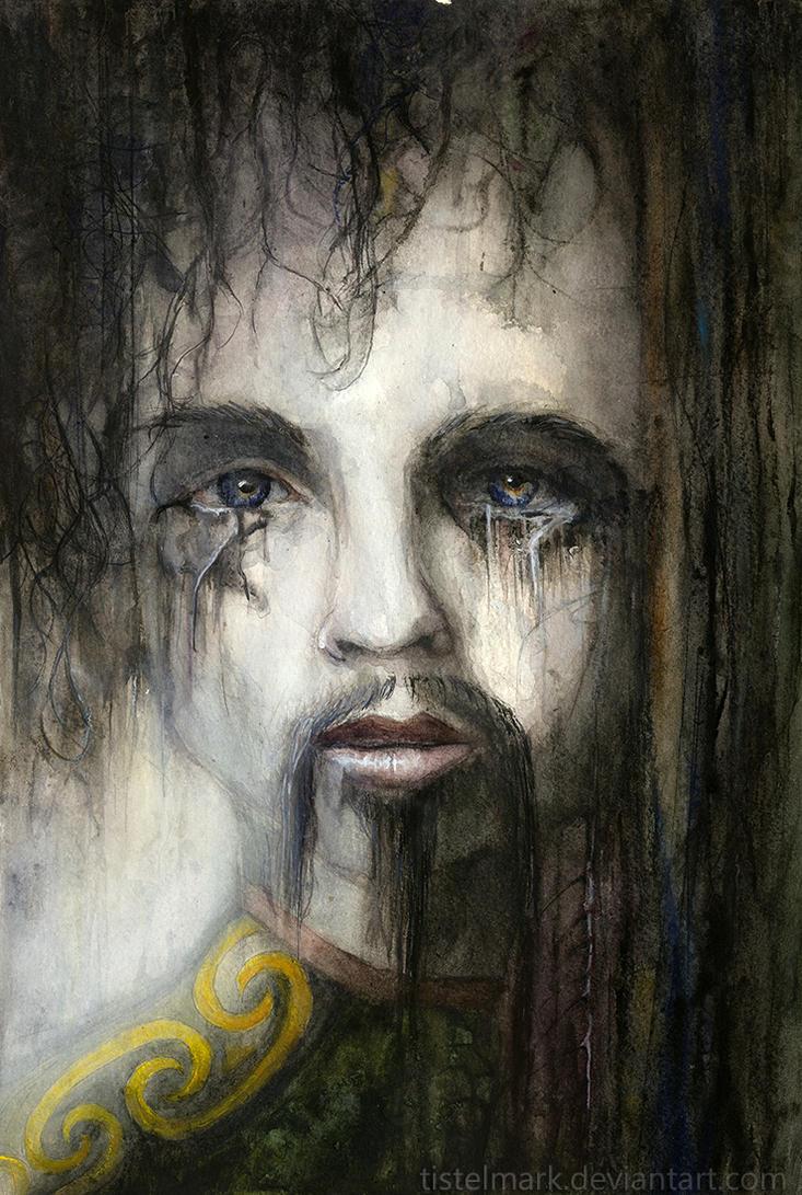 His Own Darkness by Tistelmark