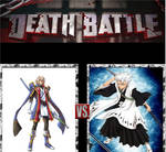 DEATH BATTLE 10 Jin Kisaragi vs Toshiro Hitsugaiya