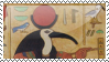 Thoth stamp by Feathery-Wings