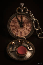 Doomsday Clock by gabrielsanz