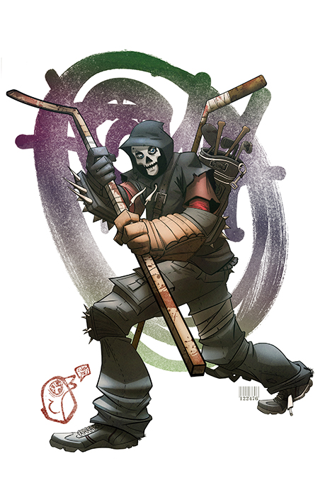 CASEY JONES COMMISSION by 122476