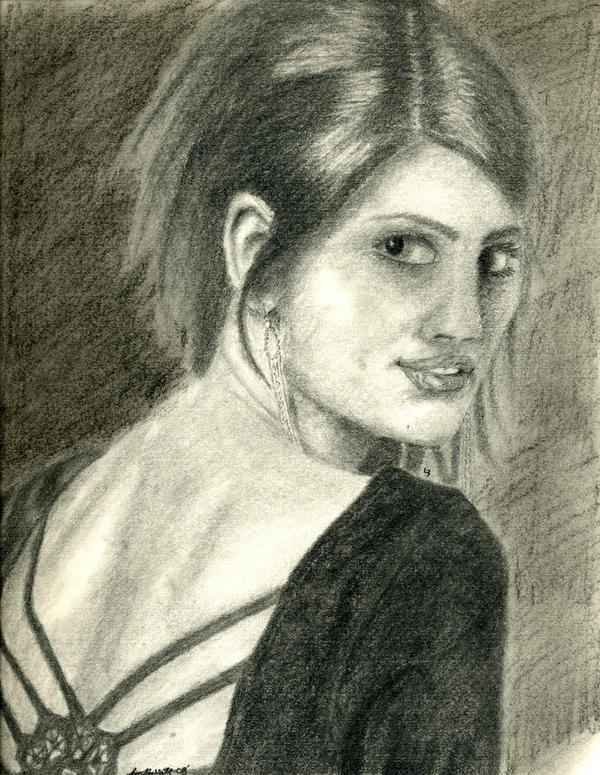 Catalogue Portrait by Sne-aks