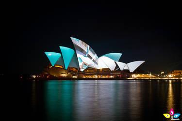 Sydney Vivid 2012 by lilmarie
