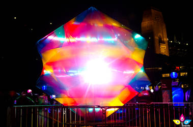 Moving vivid cube by lilmarie