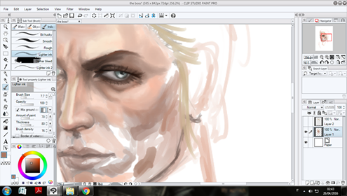 MGS3 the Boss Wip by OneWingedSoul