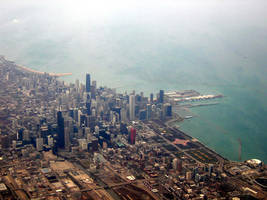 lucky chicago by Ferreson