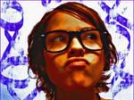 Glasses Face Monica XnO's by Ferreson