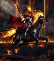 The Knight of Fire