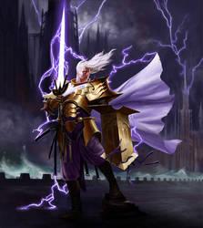 The Knight of Thunder