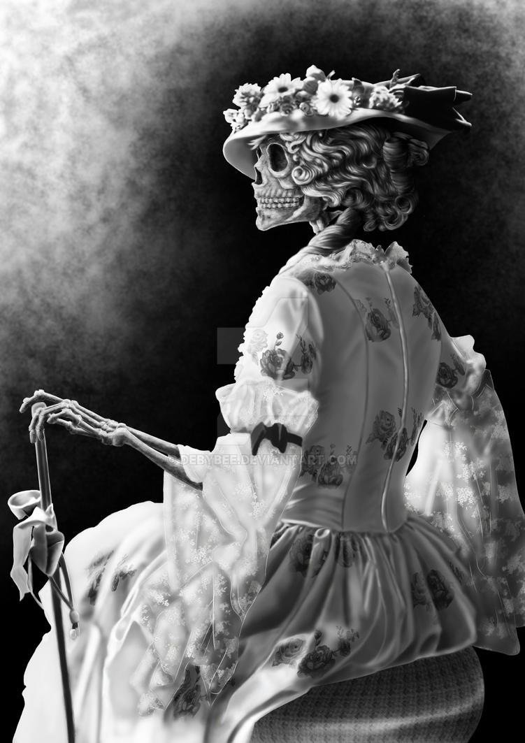 A Dead Lady by DebyBee