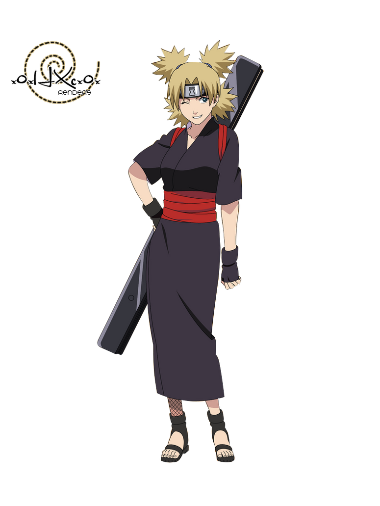 Renders Mangas Divers 02 Temari_png___request___by_x0xhinamoriixchanx0x-d4r32yw