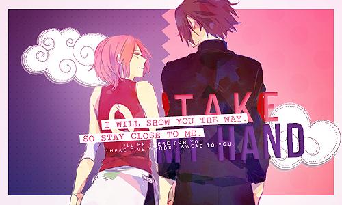 Take my hand by x0xHinamoriiXchanx0x