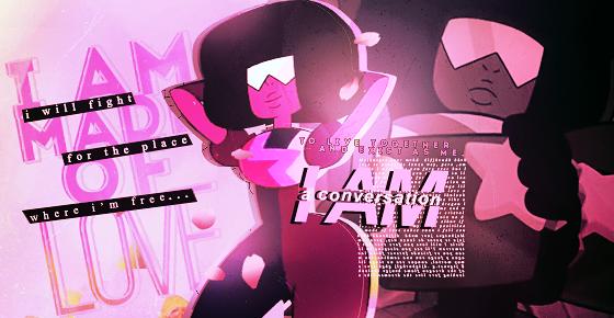 I Am Made Of Love - Garnet (Steven Universe) by x0xHinamoriiXchanx0x
