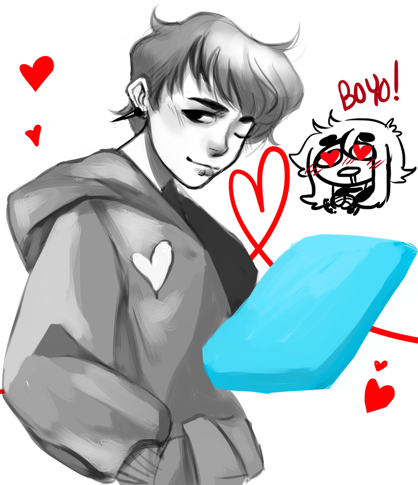 Happy Valentines Day! by Memori-P