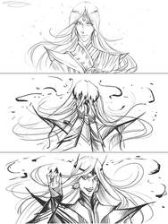 The distortion of Mairon by AYAMEKURE
