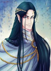 Fingon by AYAMEKURE