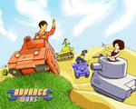Advance Wars: Tank business