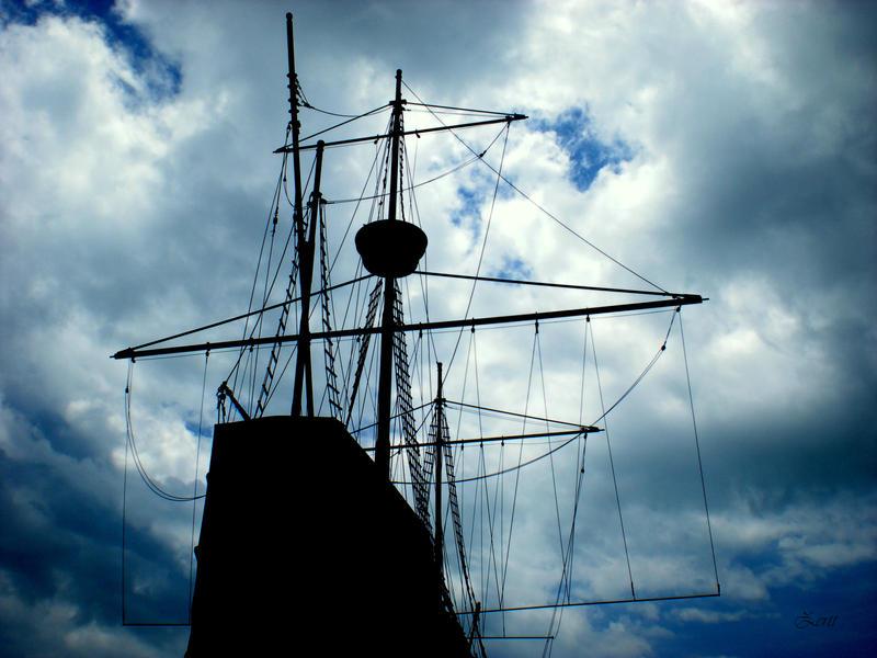 the black ship by zertt
