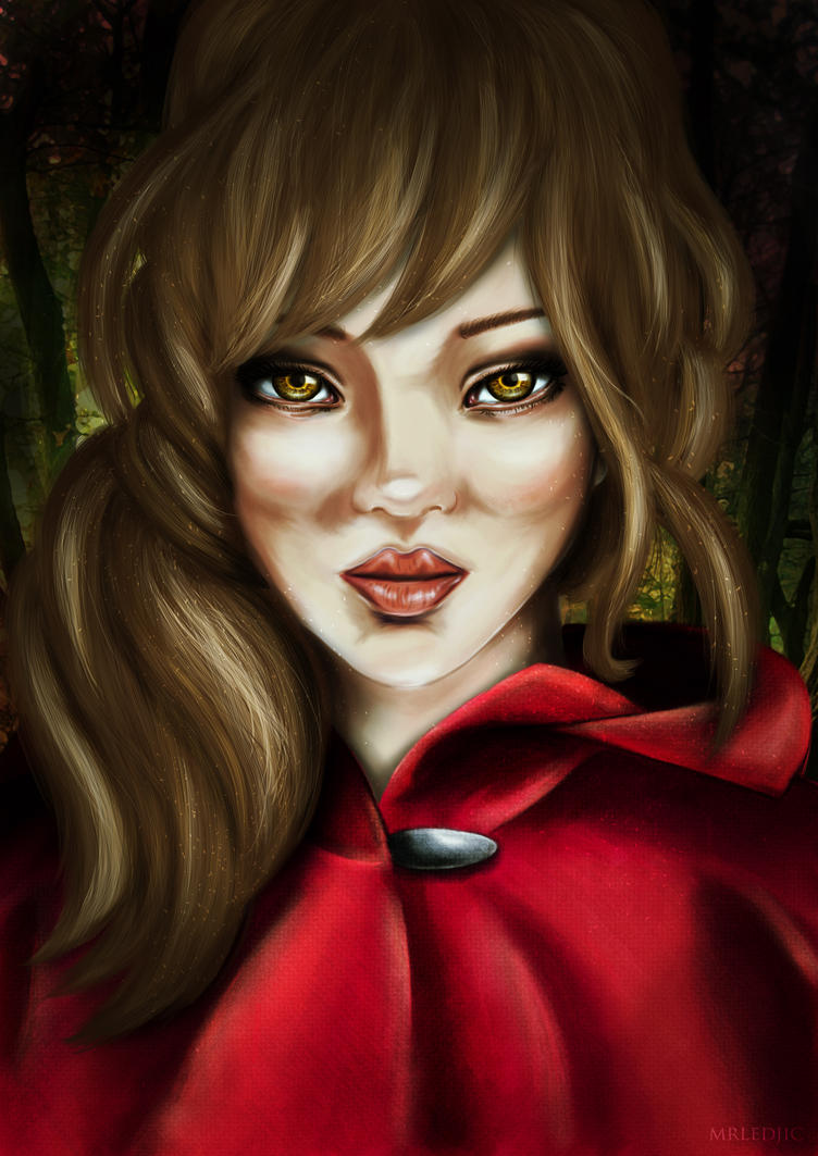 Red Riding Hood by MOMOroxette