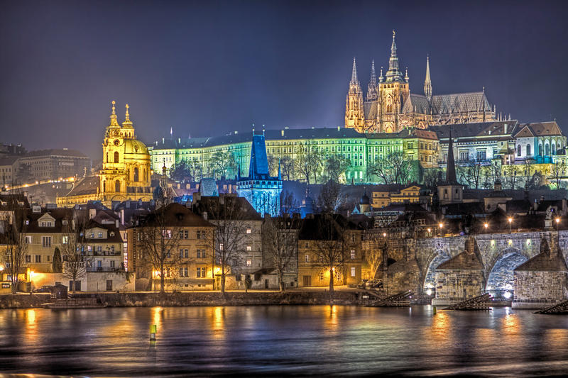 Prague by lesogard