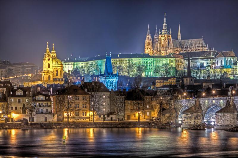 Prague by lesogard
