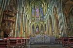 Saint Vitus's Catherdral HDR