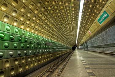 Subway Prague by lesogard