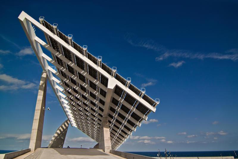 Barcelona solar cell by lesogard on deviantart - Solar barcelona ...