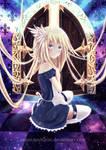 Alice goes to Wonderland