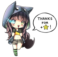 Thanks for the fave! by SpukyCat