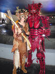 Dryad And Dragon at marriott