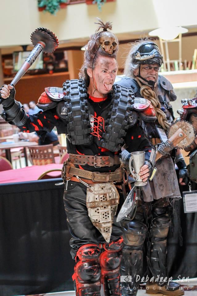 Kingpin At Concarolinas 2015 by Red-Dragon-Lord