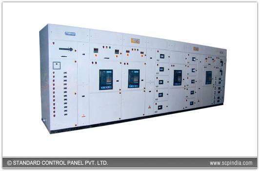 Power-control-centre-panel