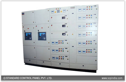 Power-control-mcc-panel