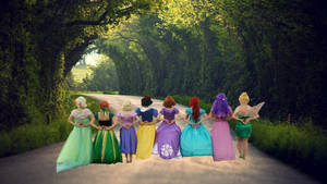 Princesses in the Forset