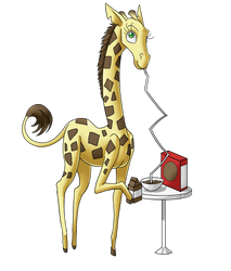 Girafe ALT by NagoshiAshumari