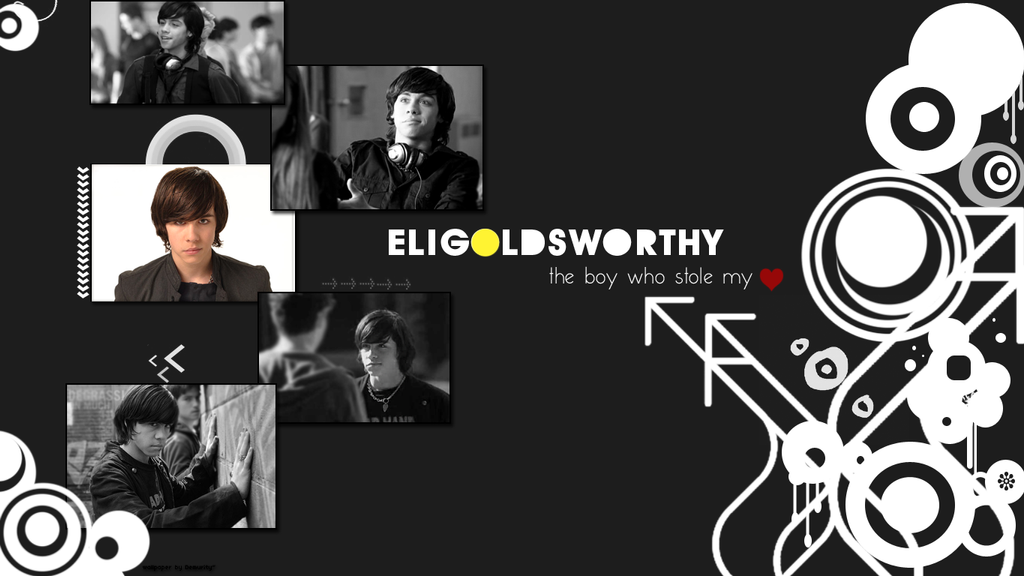 Elijah Goldsworthy Wallpaper 2 by Demurity