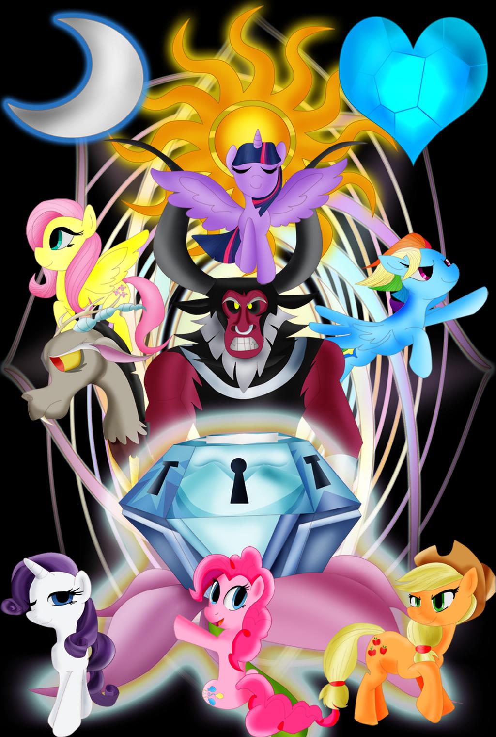 My Little Pony- Twilight's Kingdom by Dalia1784