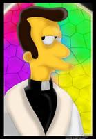 Reverend Lovejoy by Dalia1784