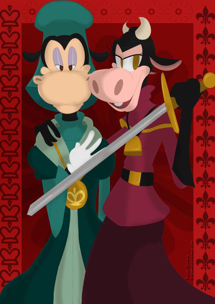HoraceLand - Tutor And Lieutenant by Dalia1784